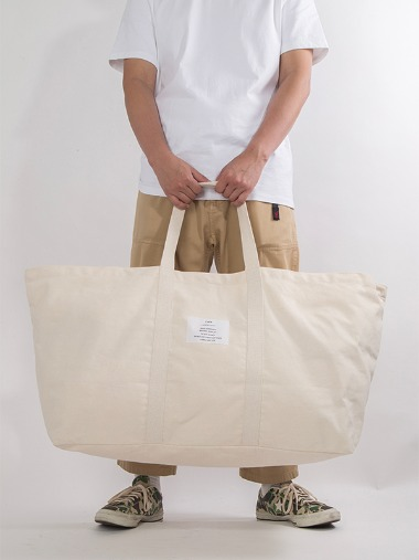 [TWB LAUNDRY BAG] BEIGE