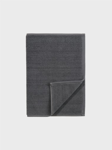 [HOTEL BATH MAT]GRAY